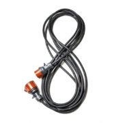 10m 3-phase extension lead