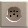 Swiss 10A 3ph Type 15 socket