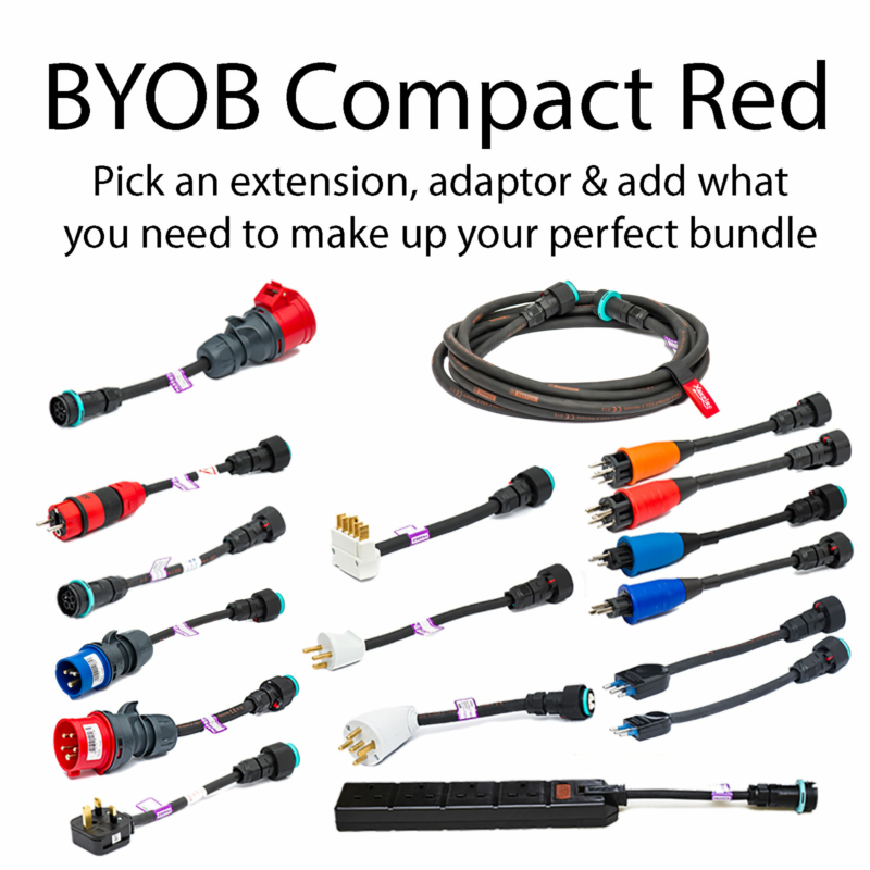 BYOB Compact Red
