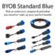 BYOB Standard Blue