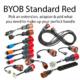 BYOB Standard Red