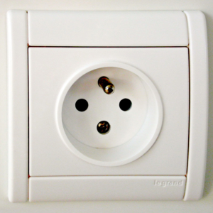 French Type E Socket