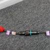 Tester on end of Schuko Extension lead